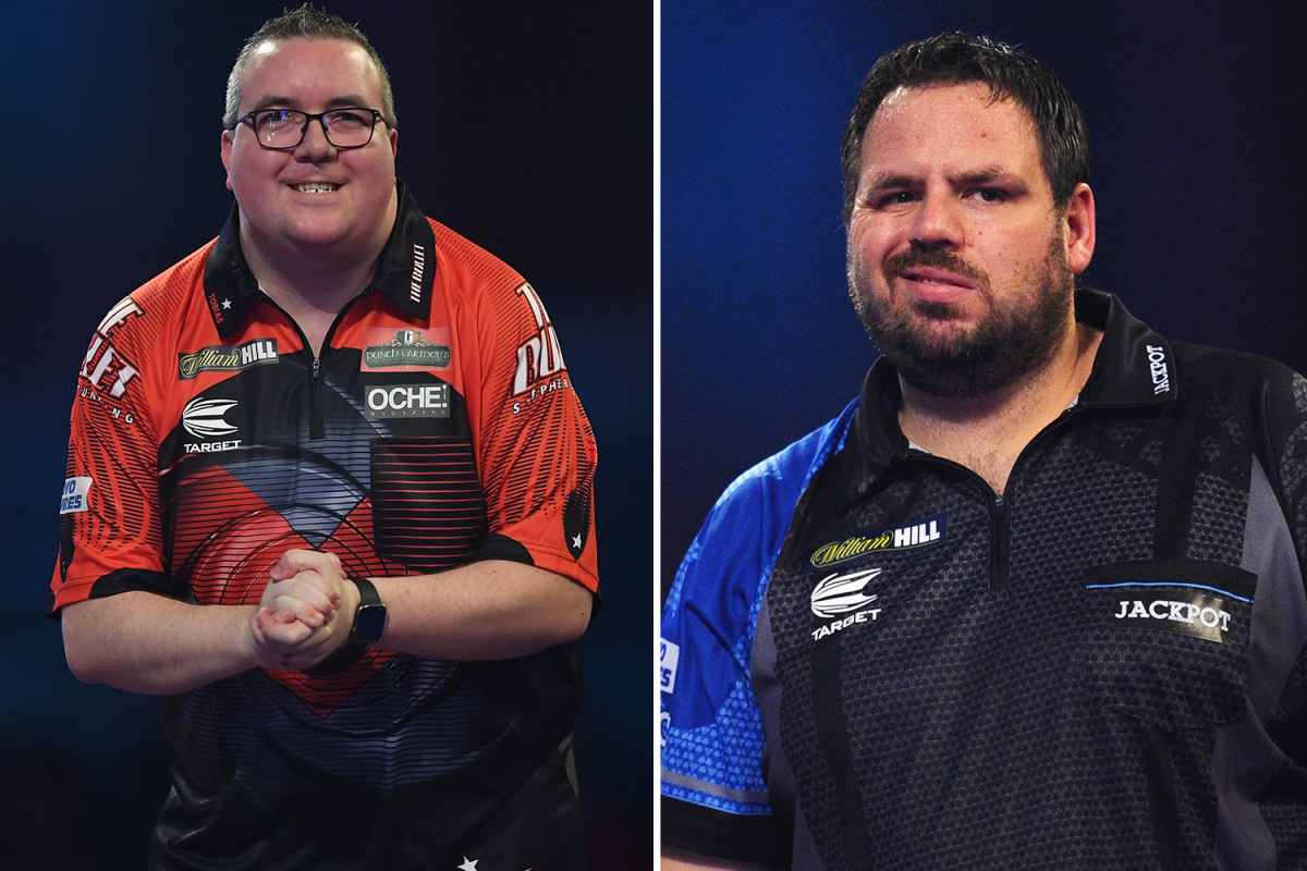 Adrian Lewis and Stephen Bunting forced to pull out of Darts World Grand Prix after testing positive for coronavirus