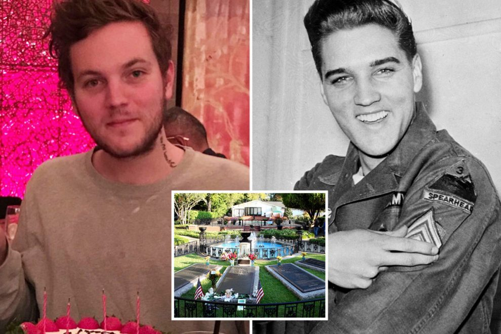 Benjamin Keough laid to rest next to his grandfather Elvis at Graceland