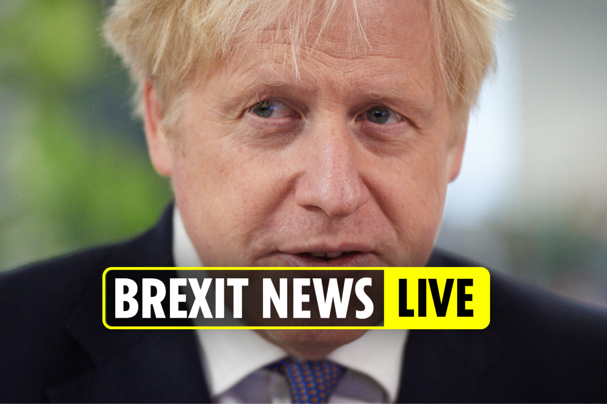 Brexit NO DEAL latest – Boris Johnson announces UK WALKING AWAY from talks as he blasts EU for 'abandoning' trade deal