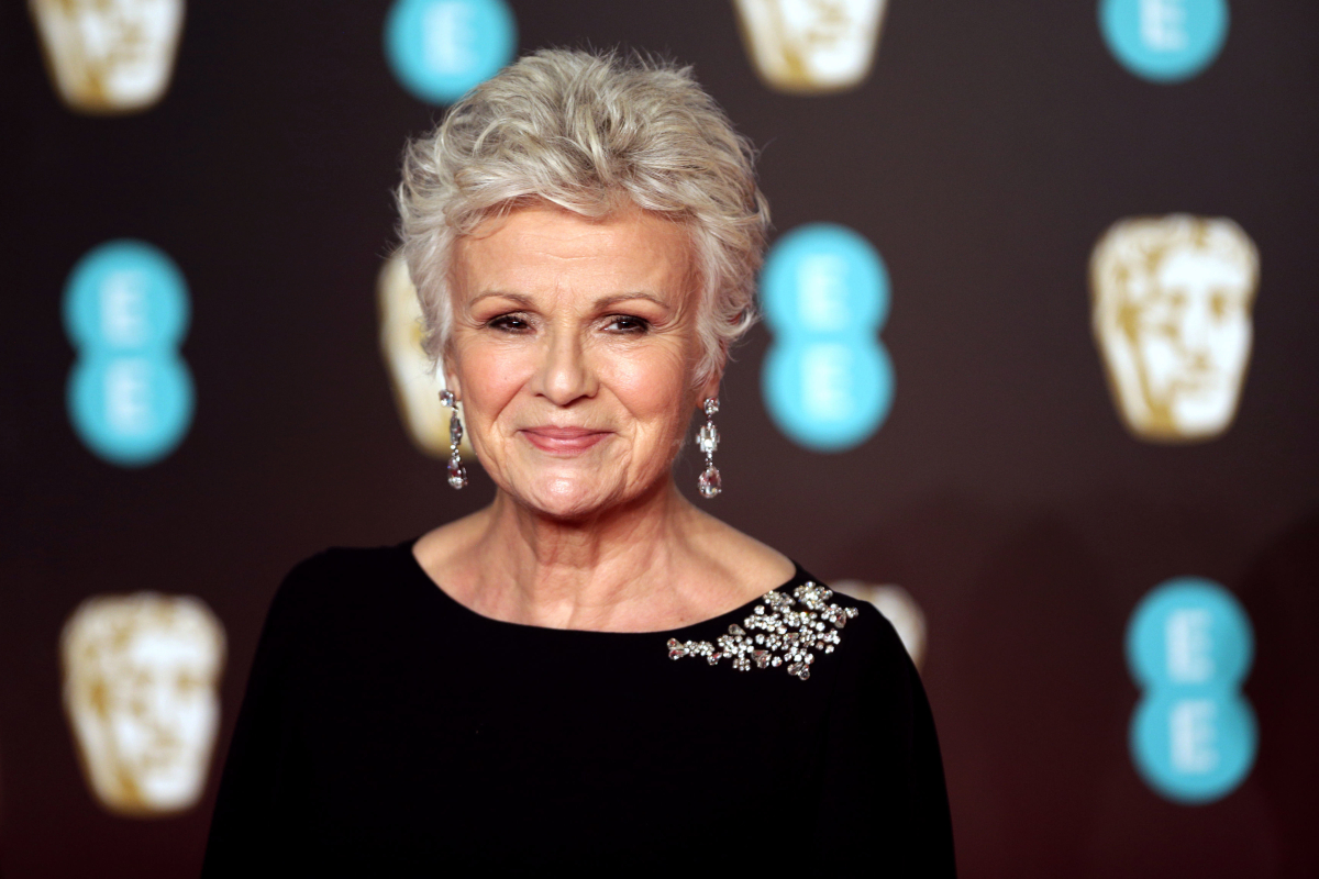 Dame Julie Walters won't work again after beating cancer —  unless another Mamma Mia! film is made