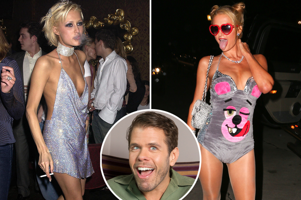 Paris Hilton was 'one of the biggest stoners' and 'used to smoke weed every day' Perez Hilton claims