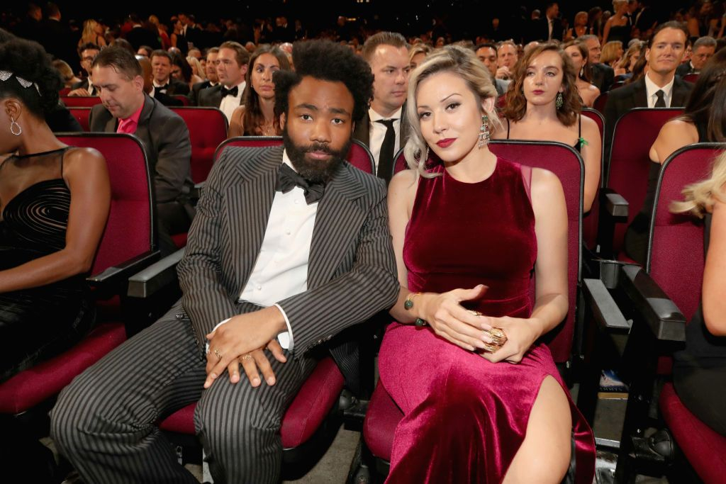 Who is Donald Glover's girlfriend Michelle White?
