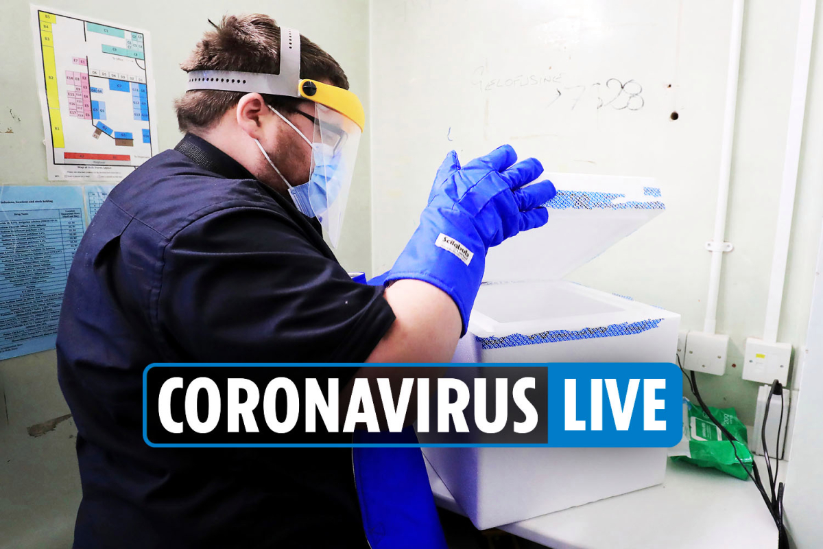 Coronavirus UK news – More areas plunged into Tier 4 from Boxing Day as ANOTHER mutant covid strain is found in the UK