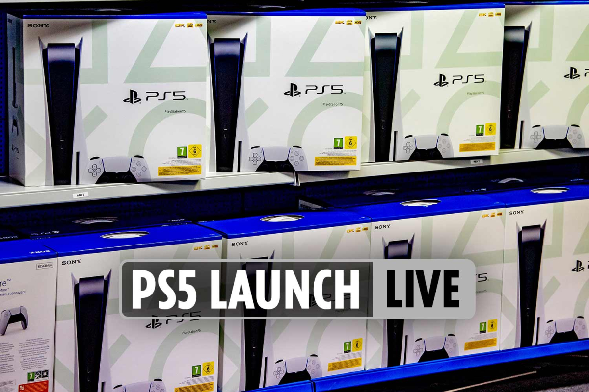 PS5 stock tracker UK – Can I buy Playstation 5 consoles at Gamezone, Very, John Lewis, Amazon, Currys, Game, Argos?