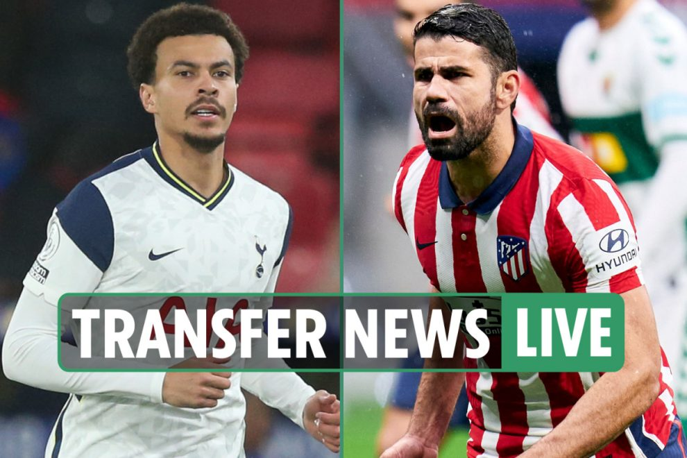 Transfer news LIVE: Man Utd, Chelsea, Tottenham, Liverpool, Real Madrid latest updates