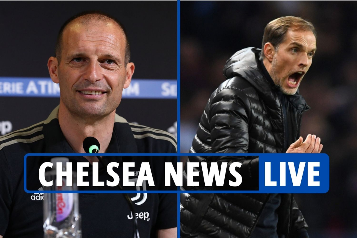 8.30am Chelsea transfer news LIVE: Tuchel and Allegri contacted on five-man manager shortlist, Declan Rice LATEST