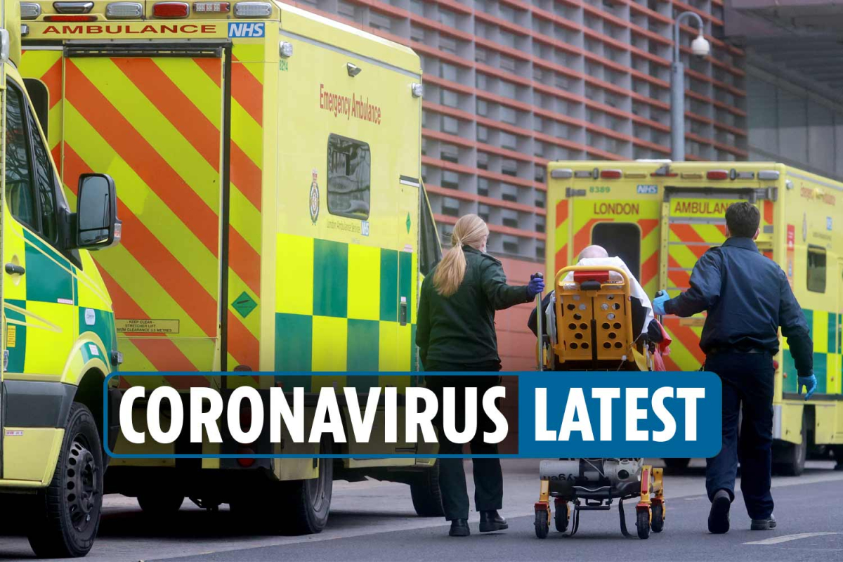 Covid UK news LIVE – Antibody tests show 1 in 8 of us have already had coronavirus as school face lockdown until APRIL