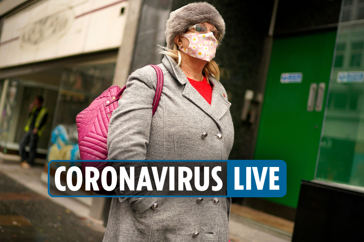 Covid UK news LIVE – London 'passes coronavirus peak' as lockdown turns tide plus 'all over 50s to get vaccine by March'