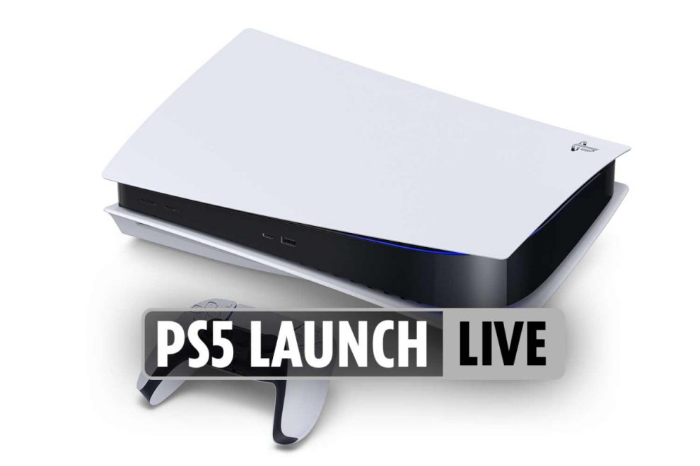 PS5 stock checker UK – New Playstation 5 stock drop TODAY at Argos, Smyths, Currys, Game, Amazon and John Lewis