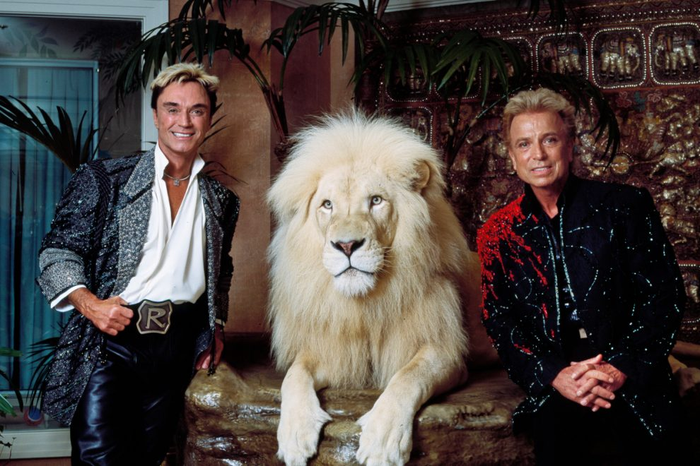 Siegfried and Roy's Siegfried Fischbacher dead at 81 from pancreatic cancer just months after partner Roy Horn's passing