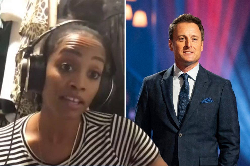 Bachelorette Rachel Lindsay says she 'won't subject herself' to ABC's 'toxicity' after Chris Harrison replacement rumors