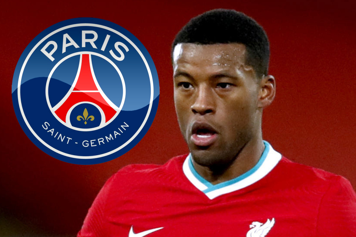 Liverpool star Georginio Wijnaldum wanted by PSG on free transfer as French giants join Barcelona in race for midfielder