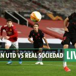 Man Utd vs Real Sociedad LIVE: Stream FREE, score, TV info as Fernandes hits crossbar – Europa League latest updates