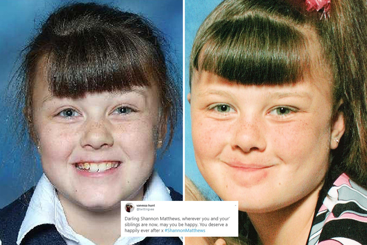 Shannon Matthews documentary viewers hope she is 'living life happily' after mum kidnapped her as nine-year-old