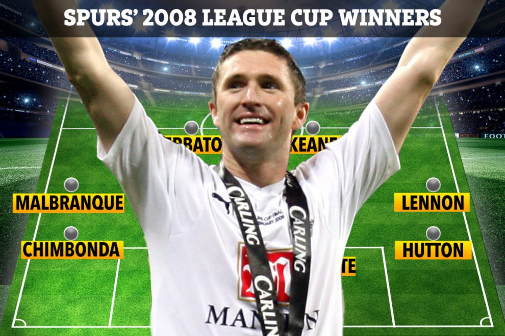 Tottenham's 2007/08 League Cup winning XI and where they are now as Spurs chase first trophy in 13 years
