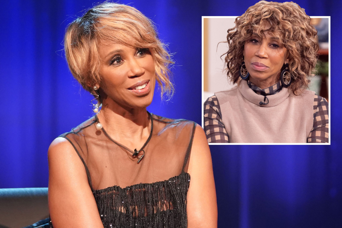 Trisha Goddard reveals she stuffed loo roll in her mouth to stop herself crying after brutal racist abuse at school