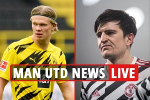 11pm Man Utd transfer news LIVE: Haaland top target, Maguire Greece trial delayed, Koulibaly could join for just £39m
