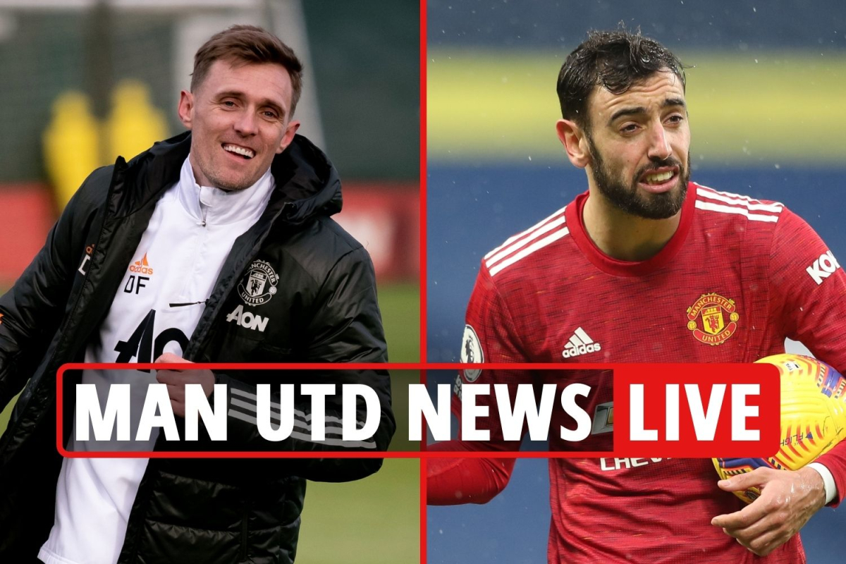 2pm Man Utd transfer news LIVE: John Murtough new Football Director, Fletcher promotion, Bruno Fernandes new contract