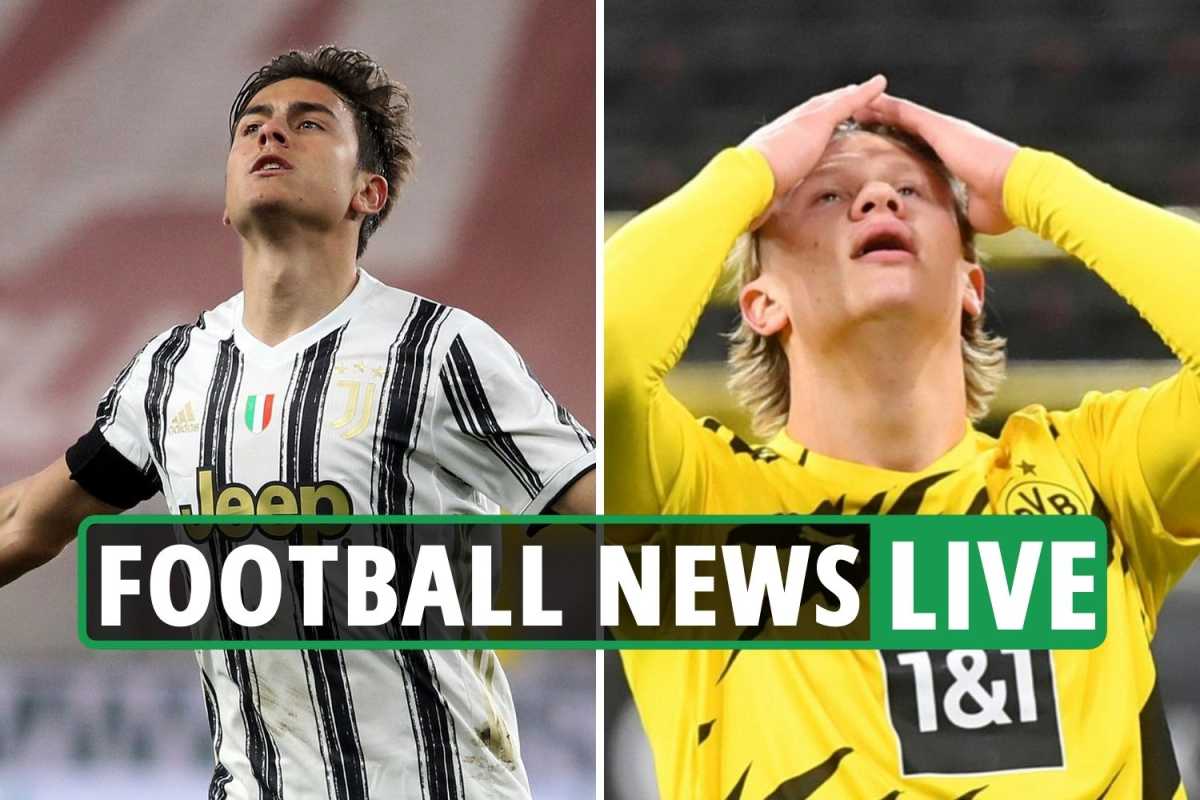 Chelsea and Tottenham chase Dybala, Haaland LATEST, Ronaldo could 'leave Juventus for FREE' – Arsenal transfer news