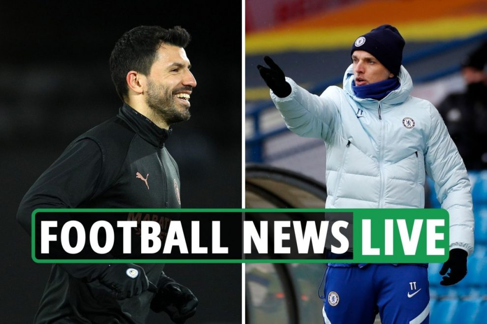 Chelsea could sign Aguero for free, Dybala to Tottenham, Haaland UPDATE – Man City, Liverpool, Arsenal transfer news