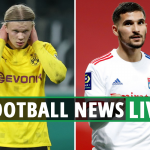 Chelsea dealt Haaland blow, Arsenal Aouar battle, Ronaldo Juventus new deal LATEST, Tottenham, Liverpool transfer news