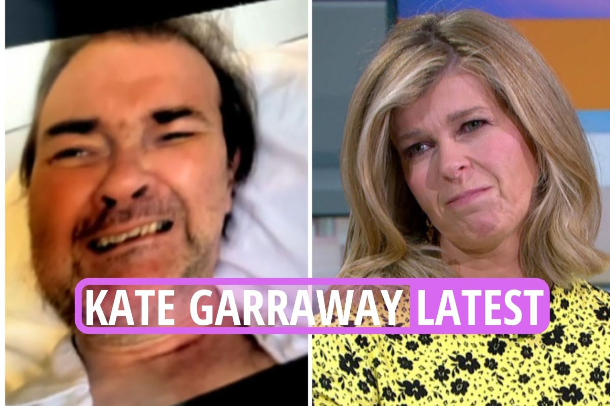 Kate Garraway latest – Derek Draper says 'I love you forever and a day' as he prepares to come home in Finding Derek doc