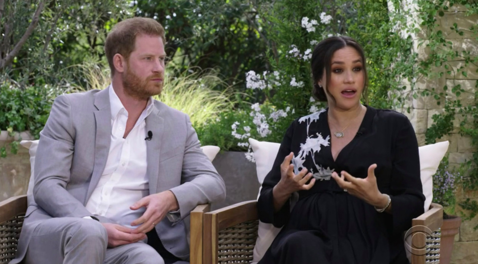 Meghan Markle's 'racism' claim is 'devastating' for Palace as minister insists 'there's no place for it in our society'