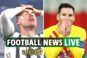 Messi AND Ronaldo futures in doubt after CL exits, Chelsea close in on Gimenez – Liverpool, Spurs, Arsenal transfer news