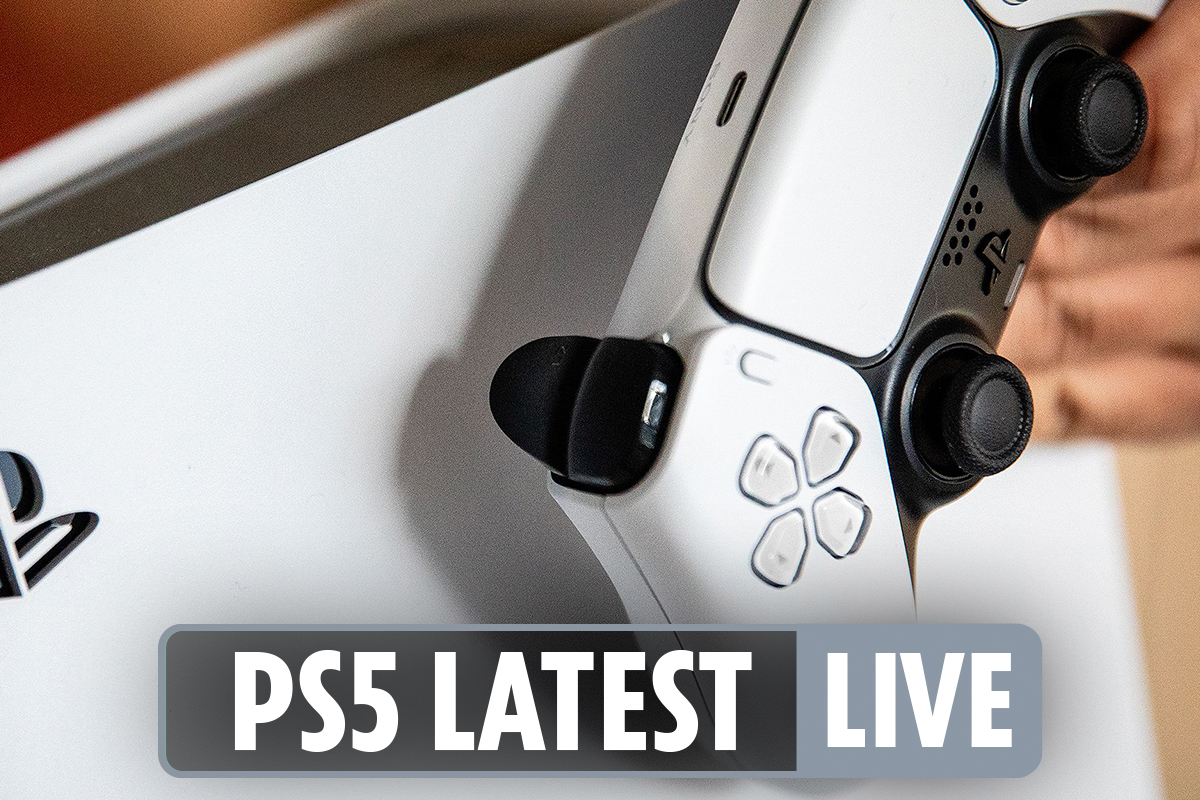 PS5 UK stock LIVE – New PlayStation consoles predicted to drop next week at GAME, Argos and Amazon