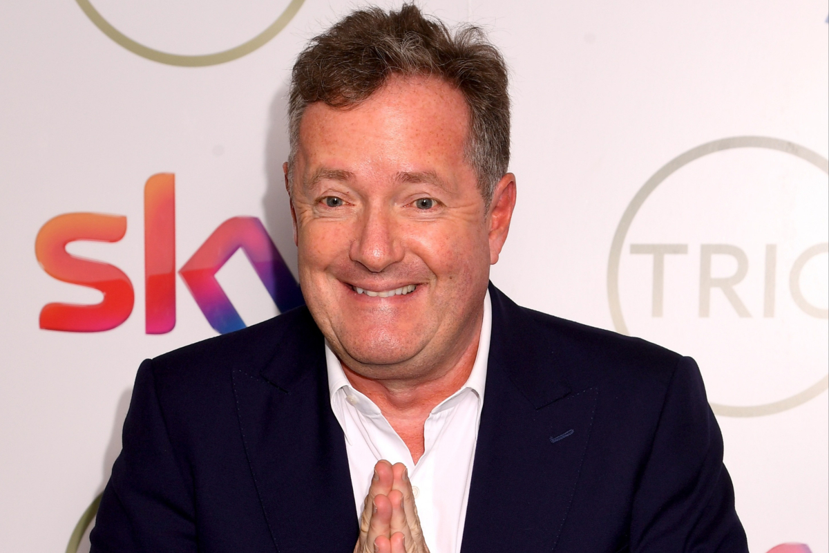 Piers Morgan is attractive to almost HALF of women – but only when they are drunk