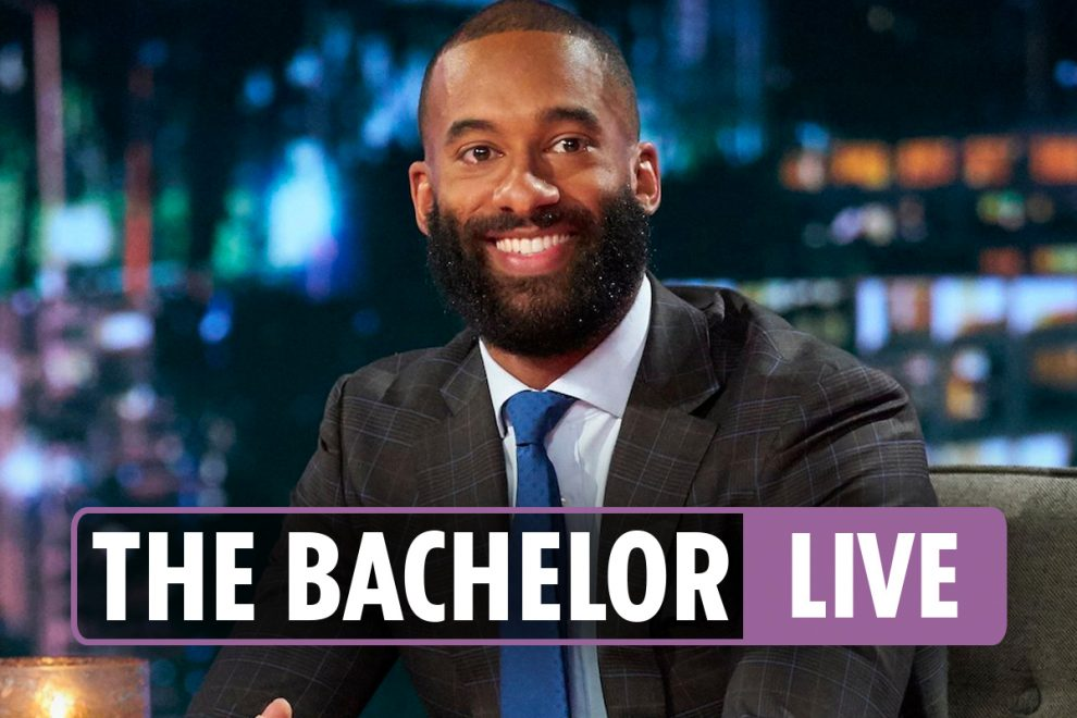 The Bachelor finale LIVE – Matt James breaks down after his mom says love isn't the 'end all be all' in dramatic episode