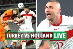 Turkey vs Holland LIVE: Stream, TV channel – Calhanoglu makes it THREE as Dutch destroyed in World Cup 2022 qualifier
