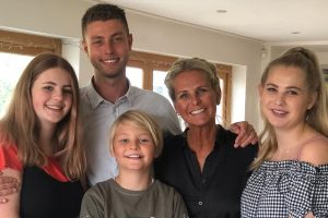 Ulrika Jonsson reveals her plans to let loose with a deep cleaning dance party and day drinking as kids return to school