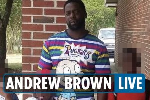 Andrew Brown Jr latest – Judge won't release body cam footage of cop shooting, but will allow family see deadly moment