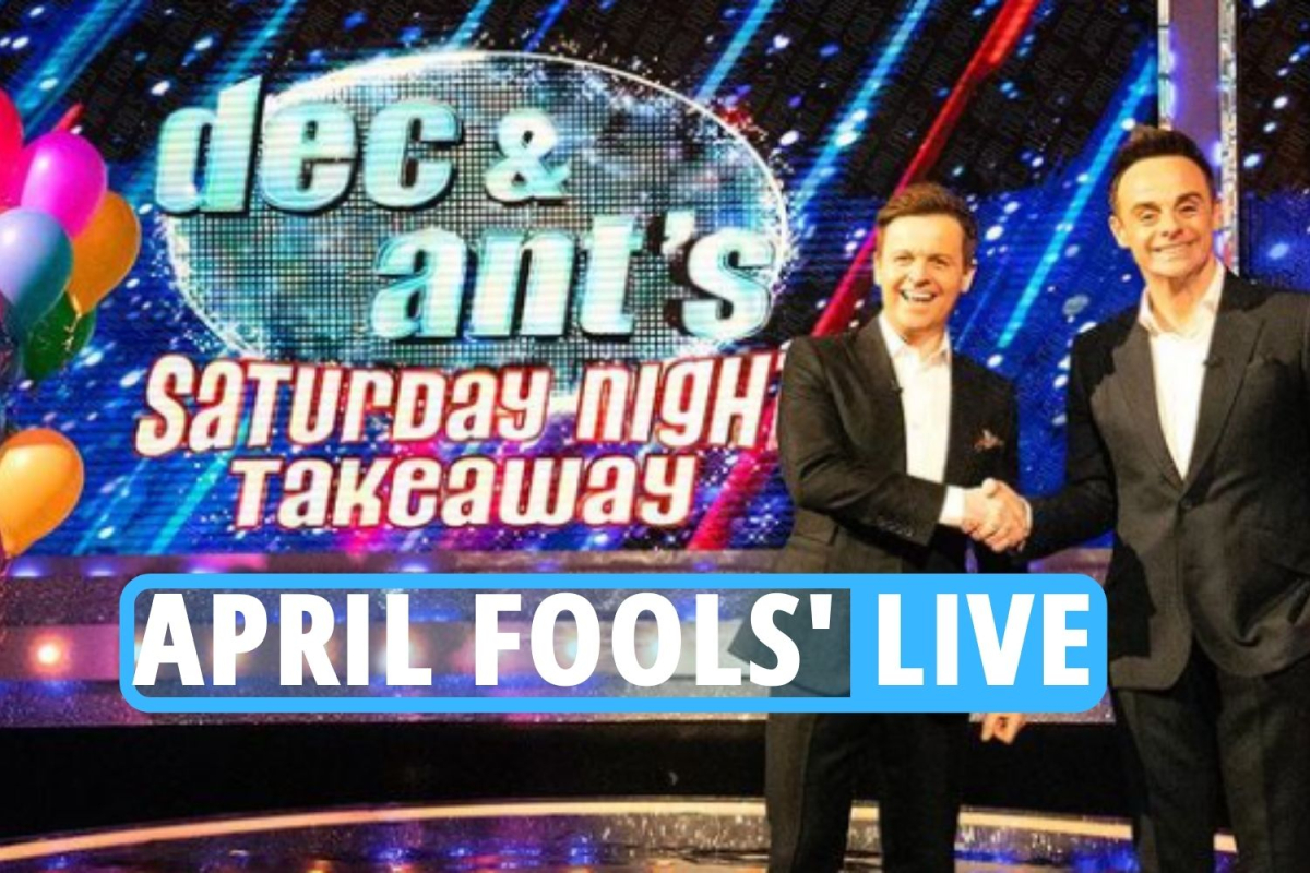 April Fools' Day 2021 LIVE – Best jokes and pranks as they happened… so how many did YOU spot?