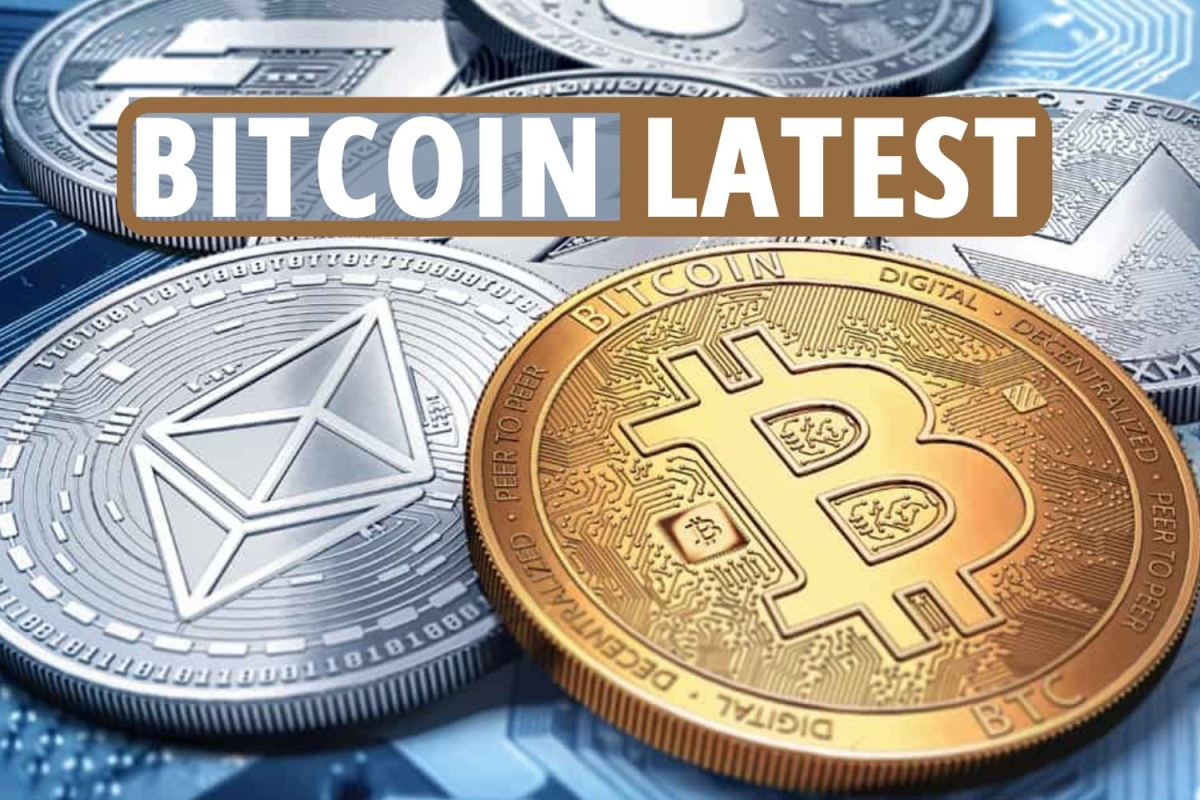 Bitcoin news LIVE – Shares plunge in biggest intraday drop in weeks losing $4k – Dogecoin, Ethereum, NFT latest