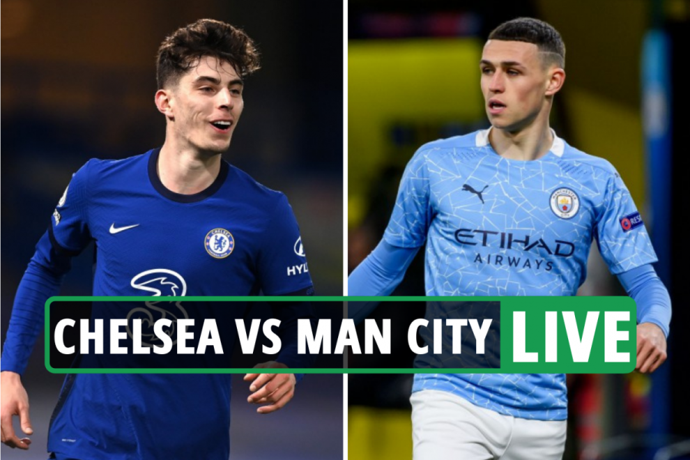 Chelsea vs Man City LIVE: Stream FREE, TV channel, team news as Kepa STARTS semi-final, Foden benched – latest updates