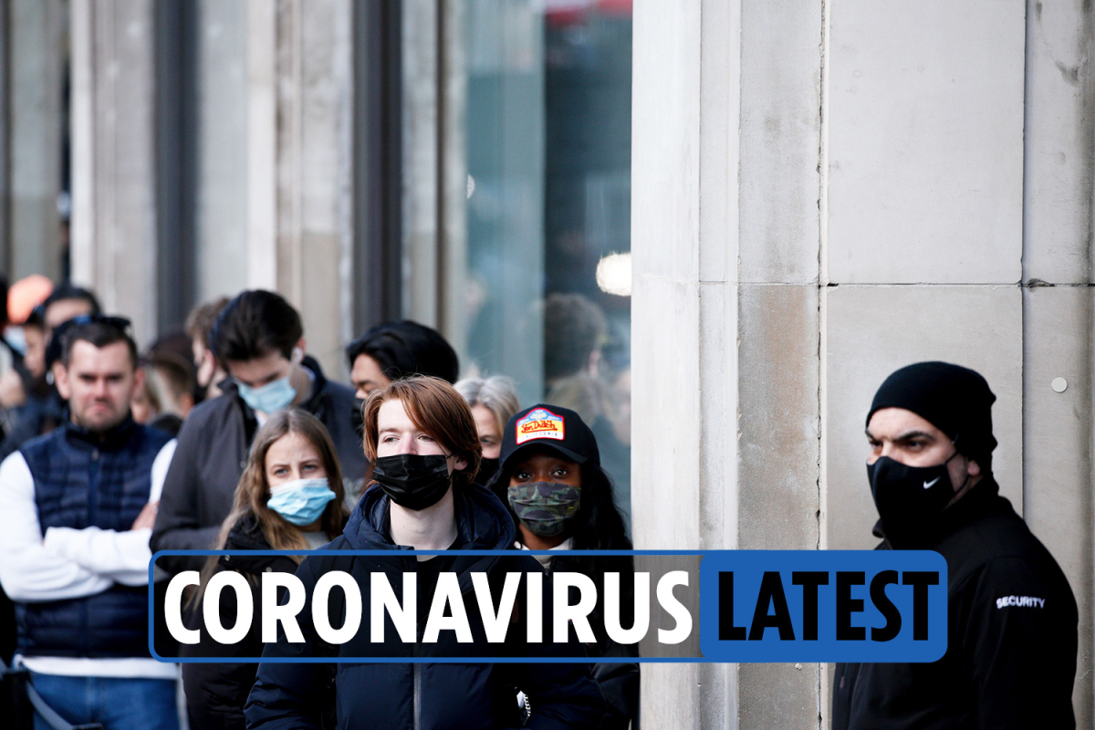 Coronavirus news latest – Face masks could be ditched as up to 30 countries set to welcome Brits this summer
