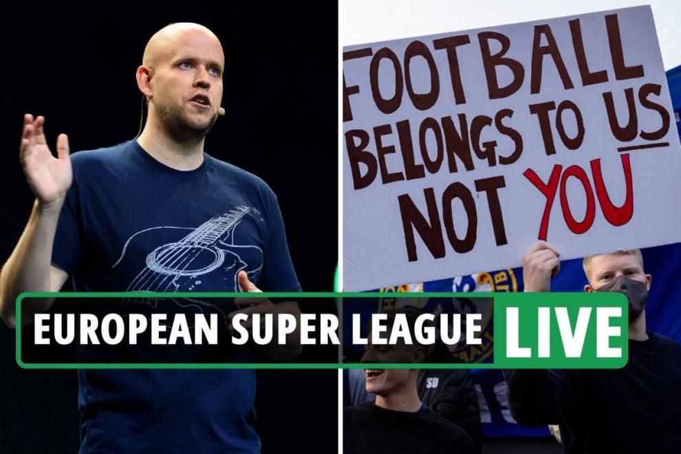European Super League contracts REVEALED, Daniel Ek eyes Arsenal, Odegaard blow – Spurs, Man City, Chelsea transfer news