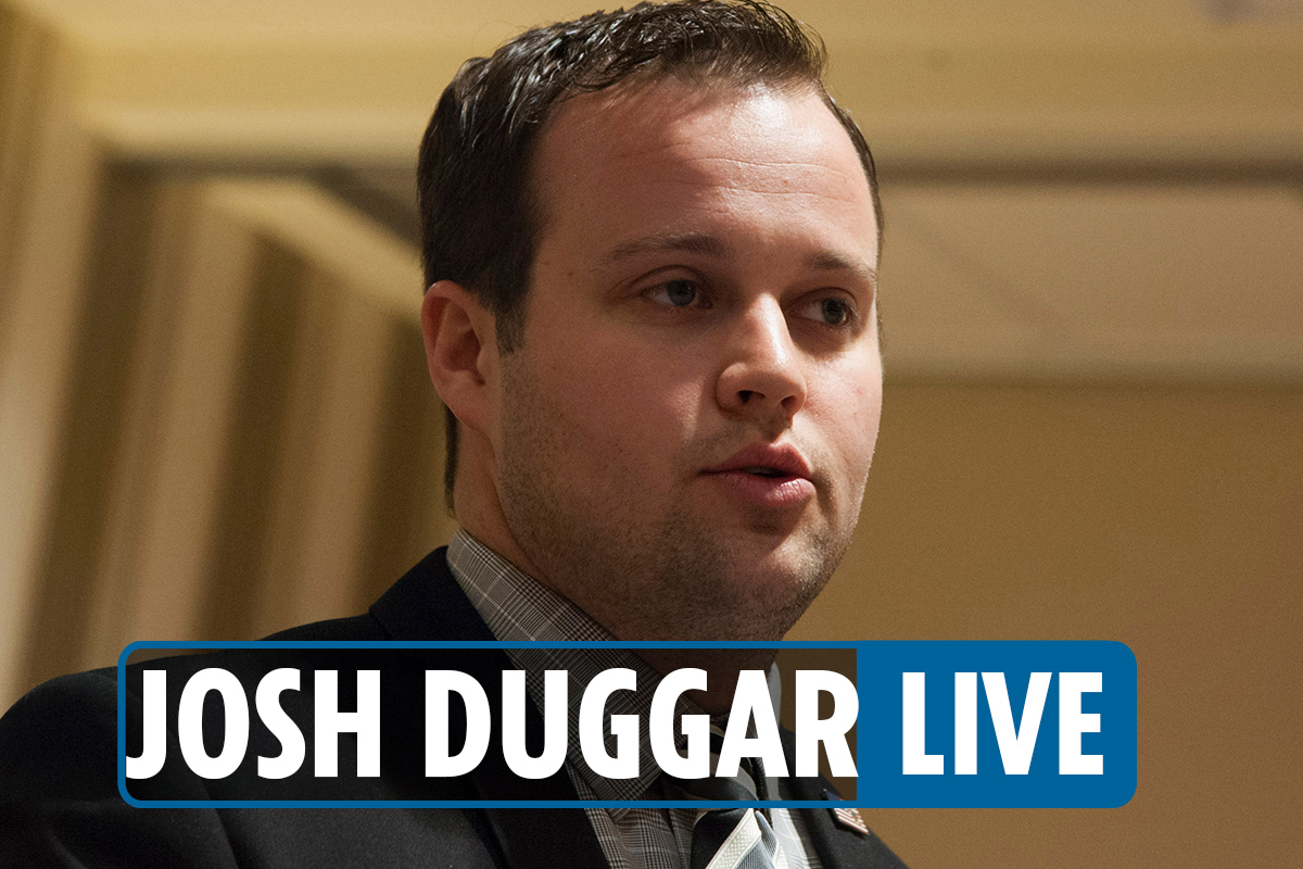 Josh Duggar arrest latest news – Fired reality star jailed after feds bust linked to raid on his Arkansas car dealership