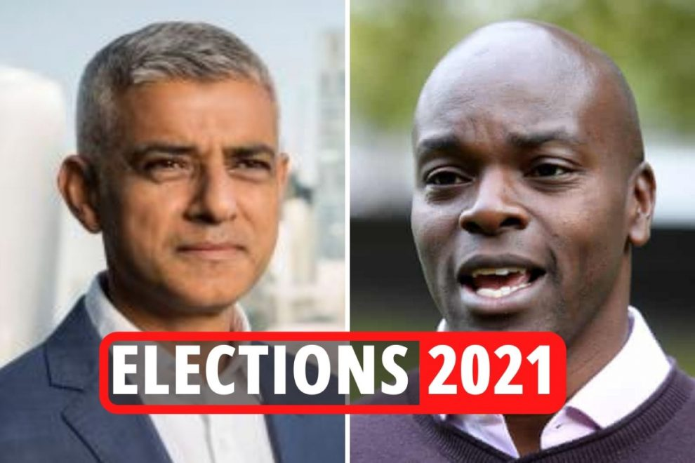 London Mayoral Election 2021 – Sadiq Khan vows to SCRAP congestion charge on weekend and evenings and slash daily cost