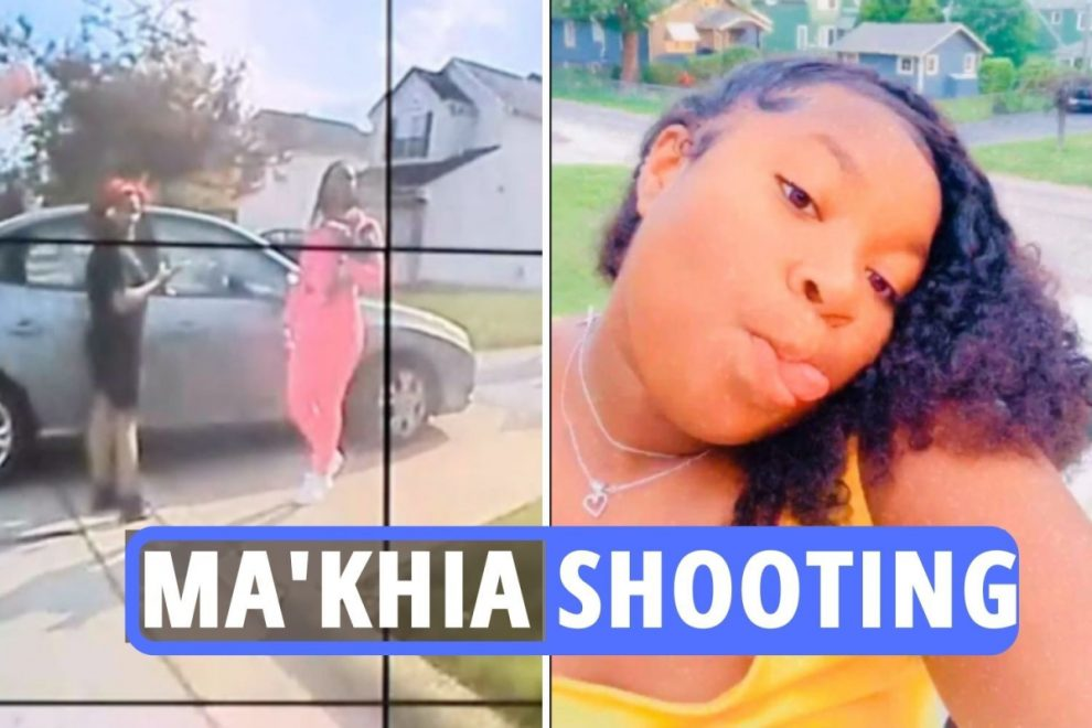 Ma'Khia Bryant shooting latest updates – Cop Nicholas Reardon who shot black girl, 16, is military-trained marksman