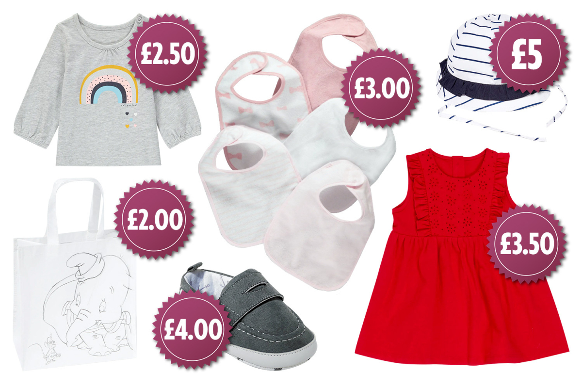 Matalan launches HUGE baby event and everything costs £5 or less