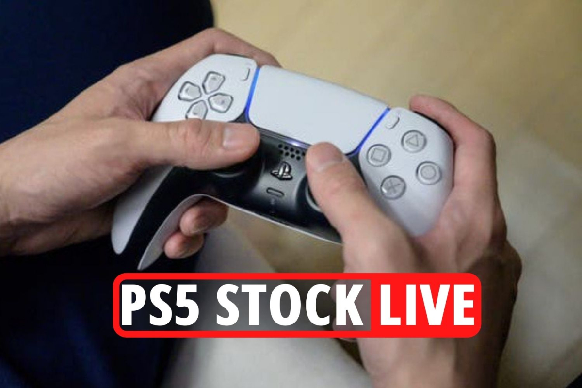 PS5 UK stock updates – Playstation consoles 'now on way' but sales at Amazon, GAME, Smyths and Argos 'still weeks away'