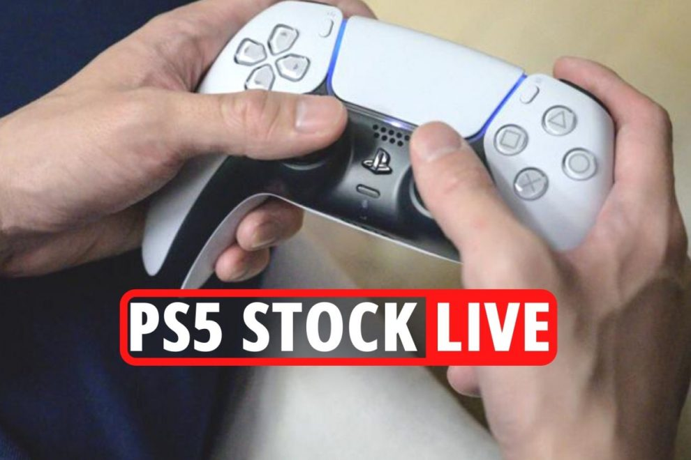 PS5 UK stock updates – Suez Canal crisis means NO PlayStation consoles at Smyths, Very, Game, Argos or Amazon this week