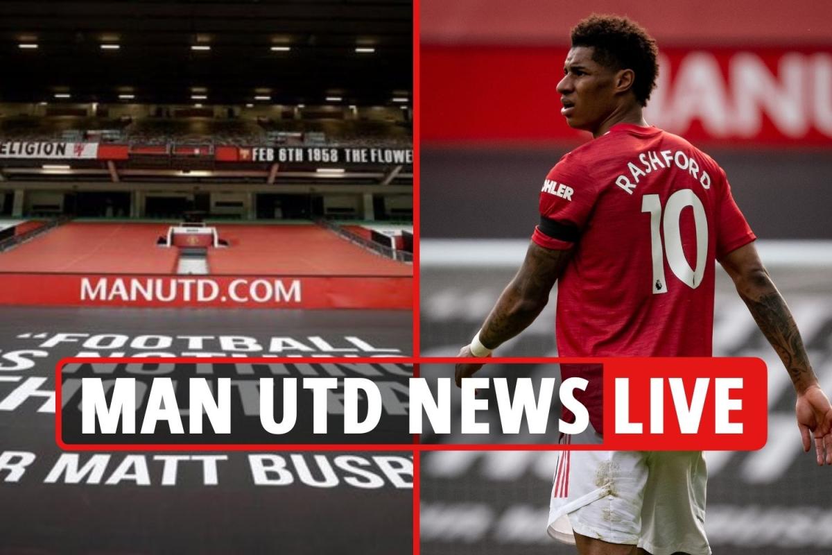 Rashford CONDEMNS European Super League plans, Sir Alex Ferguson and David Beckham join opposition