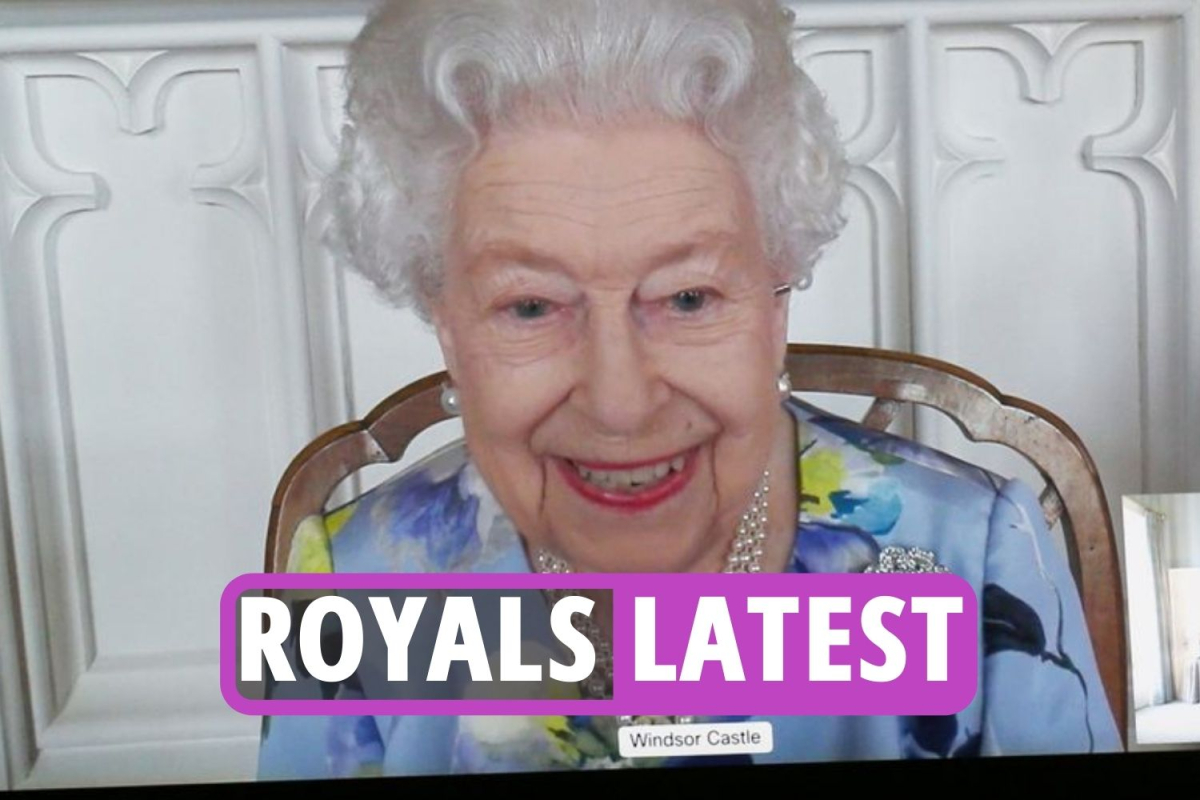 Royal Family latest – Brave Queen, 95, smiles and laughs through first official appearance since Prince Philip's funeral