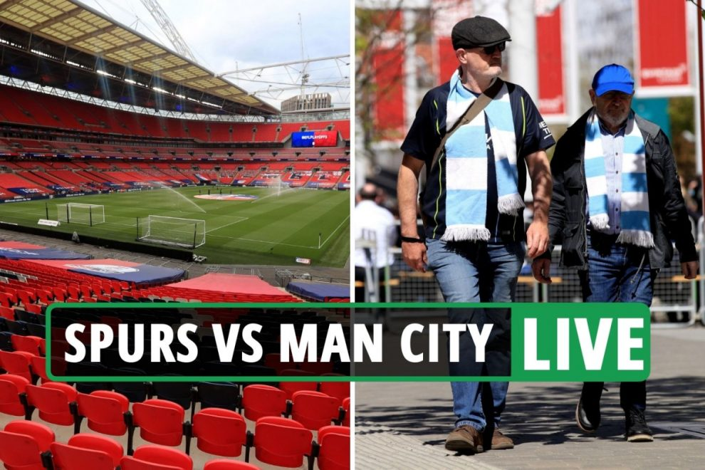 Tottenham vs Man City LIVE: Stream, TV channel, team news and kick-off time – Carabao Cup final latest updates