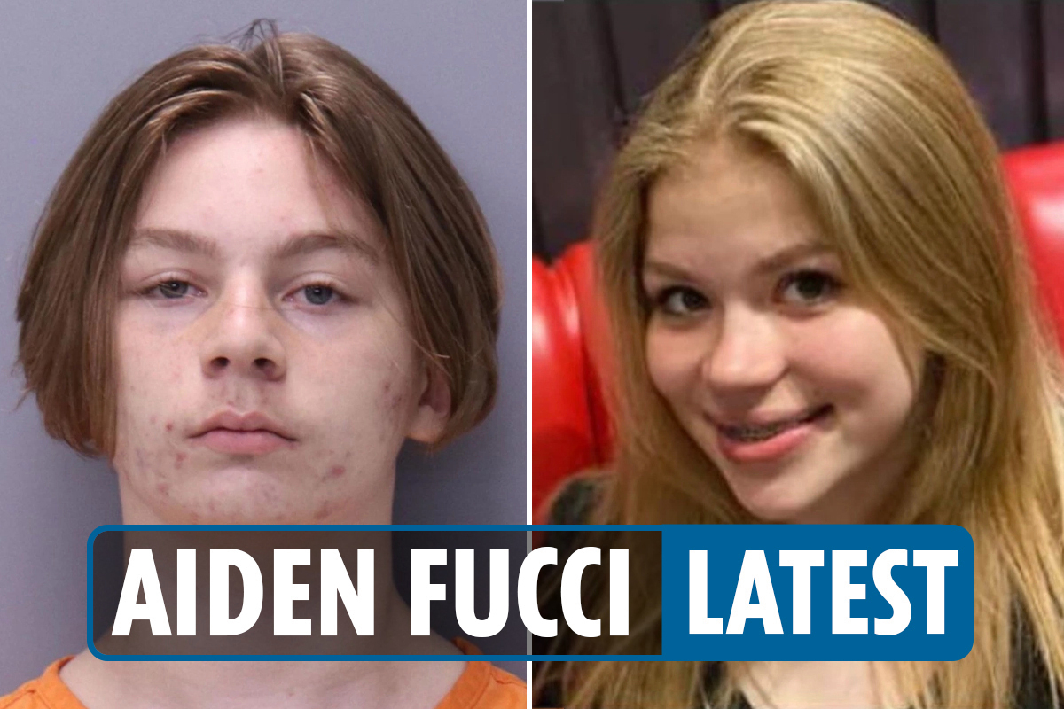Aiden Fucci latest news – Tristyn Bailey, 13, 'stabbed to death' as cops charge St Johns County teen with her murder