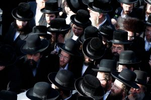 American victims named after 45 people are crushed to death at Jewish festival
